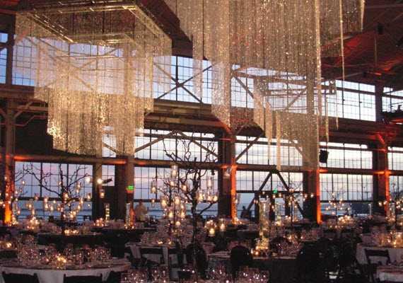 Industrial Chic Wedding Inspiration Image11
