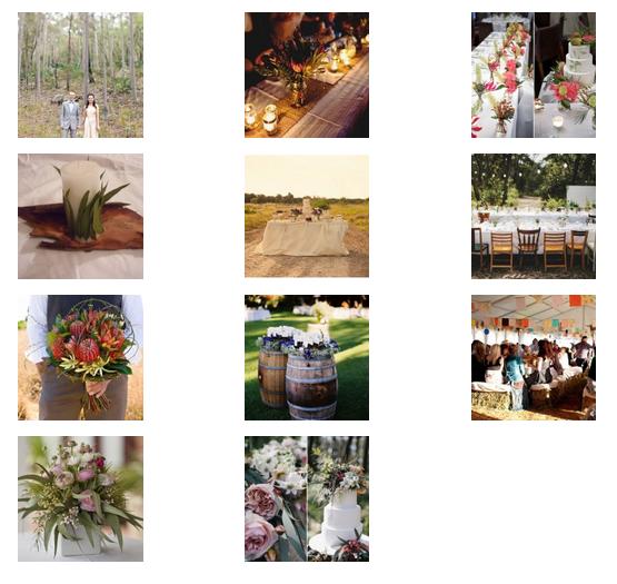 Sugar And Spice Events :: Australian Wedding Theme