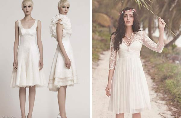 sugar and spice events short wedding dress inspiration