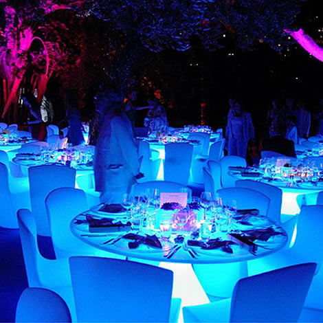 Sugar And Spice Events Illuminated Events