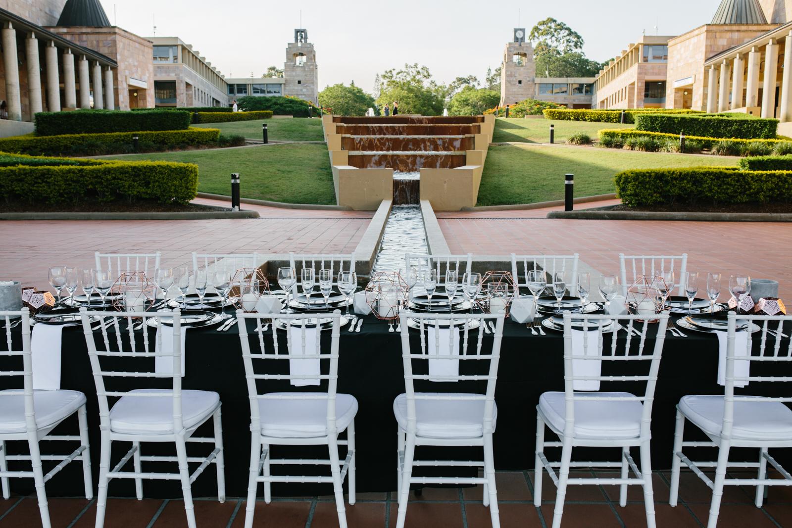 Bond university wedding