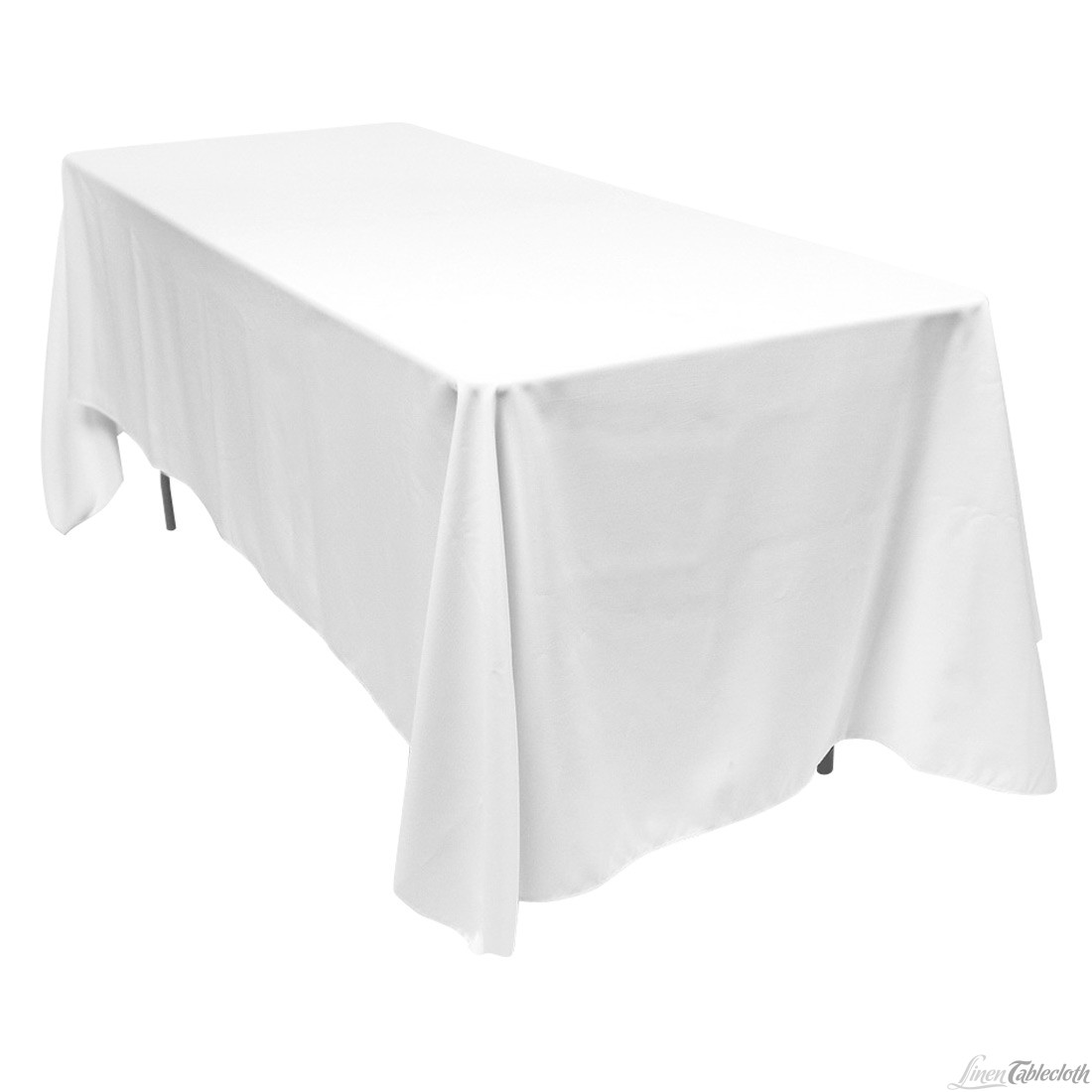 Merveilleux White Rectangular Linen White Rectangular Linen Price $40.00 + GST QTY 9    More Available Upon Request
