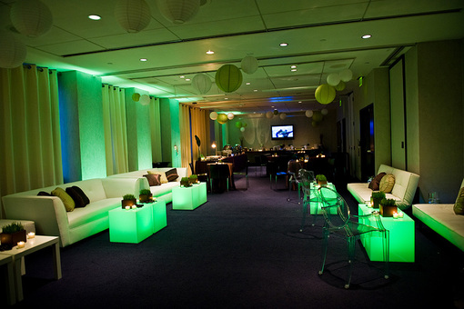 Reception Lounges