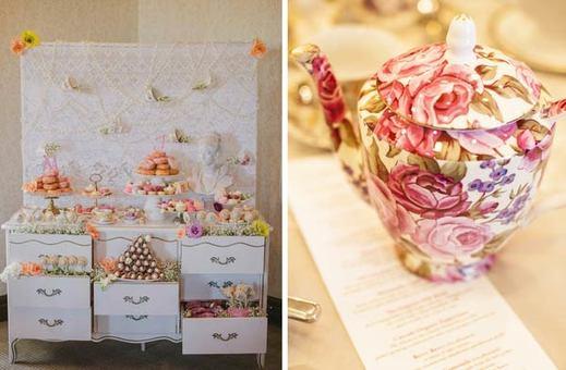 High Tea Wedding Things