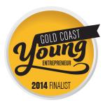 Gold Coast Young Entrepreneur Logo